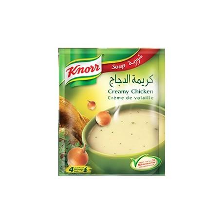 Knorr Cream of Chicken Soup 54g