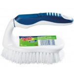 Scotch Brite Utility Brush Strong Bristles Deep Cleaning