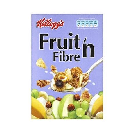 Kelloggs Fruit n Fiber 375g