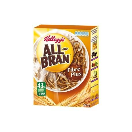 Kelloggs All-Bran Plus 375g