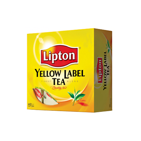 Lipton Yellow Label Tea Bags 100