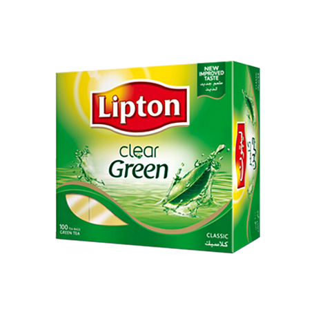 Lipton Green tea 100 Tea Bags