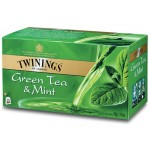 Twinings Green Tea & Mint 25x2g