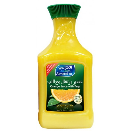 Almarai Orange Pulp Juice 1.5L