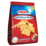 Americana Fresh Brown Rusks