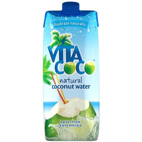 Vita Coco Natural Coconut Water 1L