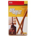 Lotte Pepero Filled With Chocolate 50g
