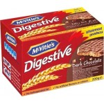 McVities Digestive Dark Chocolate 200g