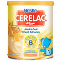 Nestle Cerelac Wheat & Honey 400G