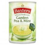 Baxters Vegetarian Garden Pea & Mint Soup 400g