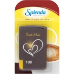 Splenda Sweet Minis 100 Tablets 1.5g