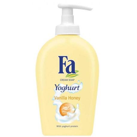 Fa Yoghurt Vanilla Honey Cream Soap 250ml