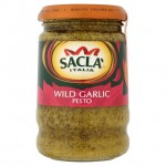 Sacla Wild Garlic Pesto 190g