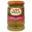 Sacla Wild Garlic Pesto 190g