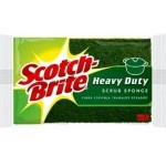 Scotch- Brite Heavy Duty Scrub Sponge 1