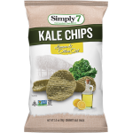 Simply 7 Kale Chips Lemon & Olive Oil 99g