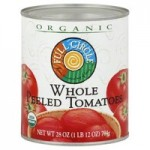 Full Circle Organic Whole Peeled Tomatoes 794g