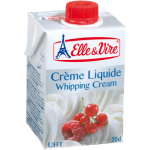 Elle & Vire Whipping Cream 198g
