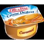 Elle & Vire Caramel Creme Dessert 100G