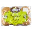 Bakers World 6 Burger Buns