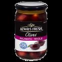 Always Fresh Kalamata Whole Olives 440g
