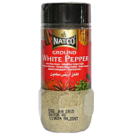 Natco Ground White Pepper 100g