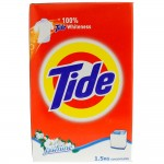 Tide Jasmine Washing Powder Top Load Concentrated 1.5 Kg