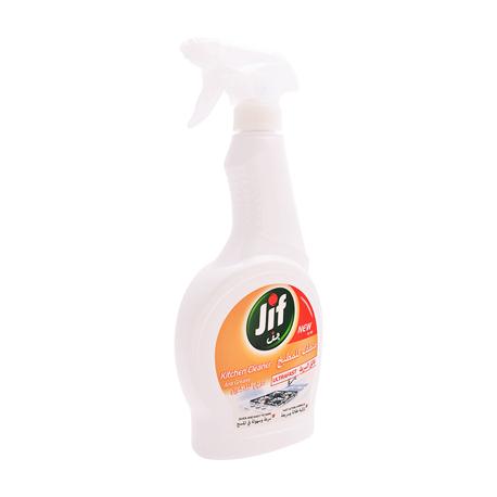 Jif Kitchen Cleaner Anti Grease Ultrafast 500ml