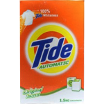 Tide Automatic Washing Powder Top/Front Load Concentrated 1.5 Kg
