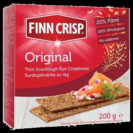 Finn Crisps Original Thin Crispbread 200g