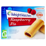 Weight Watchers Raspberry Pie 6 Bars 240g