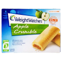 Weight Watchers Apple Crumble 6 Bars 240g