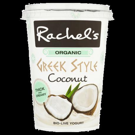 Rachel's Organic Greek Style Coconut Yogurt 450g