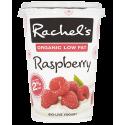 Rachel's Organic Low Fat Raspberry Bio-Live Yogurt 450g