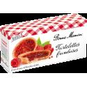Bonne Maman Tartelettes Framboises Raspberry Tartlets 135g